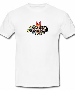 Power Puff Girls T-Shirt