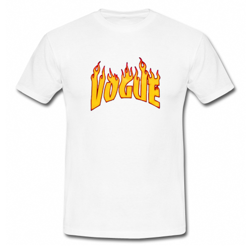 Vogue Flame T-Shirt