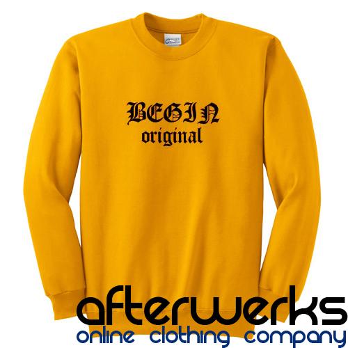 above all odds sweatshirt