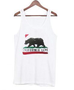 california love tanktop