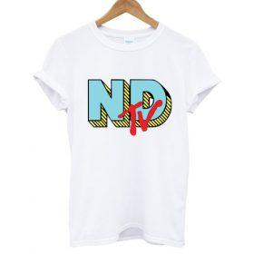 Neck Deep ND TV t shirt