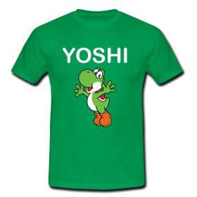 Yoshi Happy T shirt