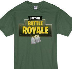 Fortnite Battle Royale T-Shirt