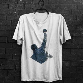 Rocky Shirt Men T-Shirt Rocky Balboa T Shirt Man Tee Movie T-Shirt Birthday Gift For Him Men Clothing Boxing T Shirt Box Boxer T-Shirt