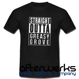 Straight Outta Tilted Towers Fortnite Gamer Youth Short Sleeve Shirt