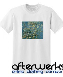 Van Gogh Blossoming Almond Tree t shirt
