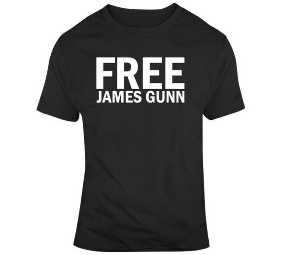 Free James Gunn Guardians Of The Galaxy Director James Gunn Fan T Shirt