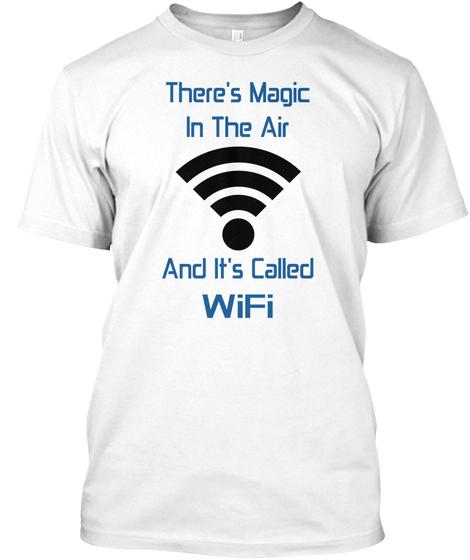 WiFi t shirt