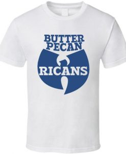 Wu-tang Ice Cream Butter Pecan Ricans