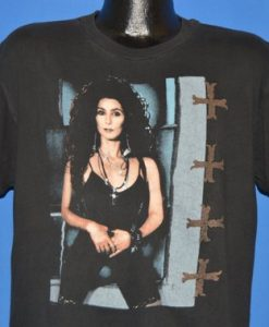 Cher Heart Of Stone World Tour t-shirt