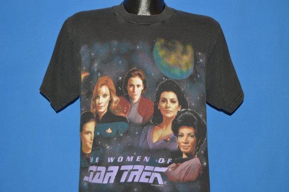 Star Trek Women TGN DSP TOS t-shirt