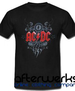 AC DC Black Ice T-shirt