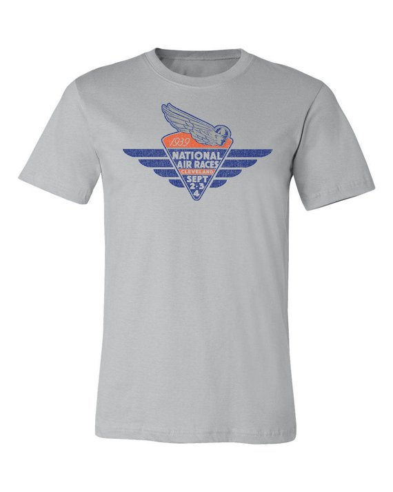 1939 National Air Races Tee
