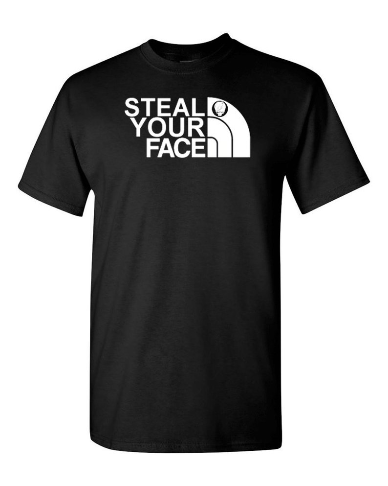 Steal your face T shirt