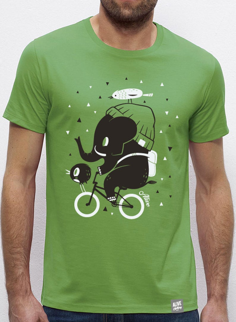 BIKING FRIENDS T-Shirt