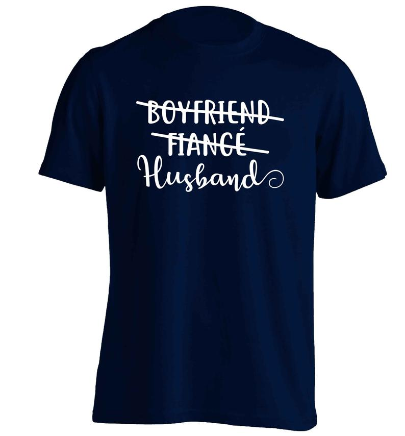 boyfriend fiance husband, T=t-shirt wedding marriage engagement stag party funny joke gift hipster 5097