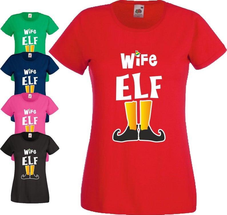 Wife Elf T-Shirt