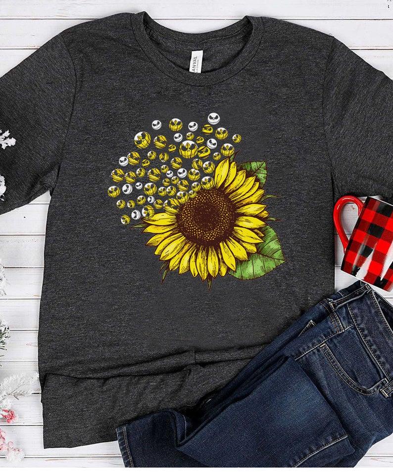 Jack Head Sunflower Shirt